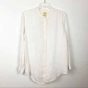 Limited American Irish Linen Long Sleeve Shirt